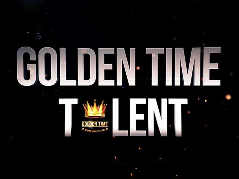 Международный конкурс талантов  «Golden time talent»