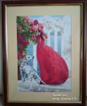 Картина Аромат роз