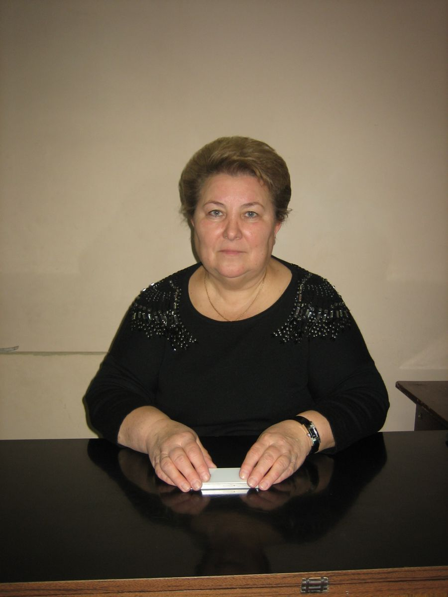фото Глушкова